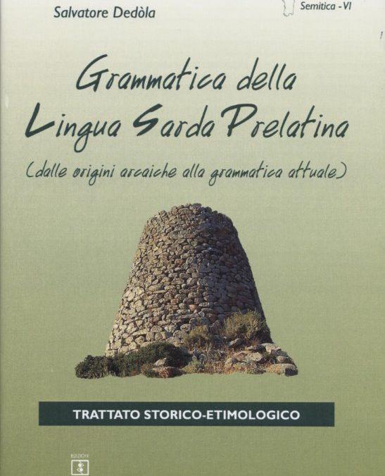 Grammatica della lingua Pre Latina