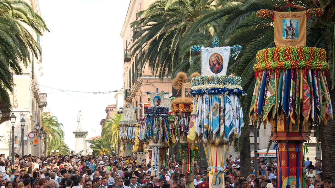 6. I Candelieri di Sassari