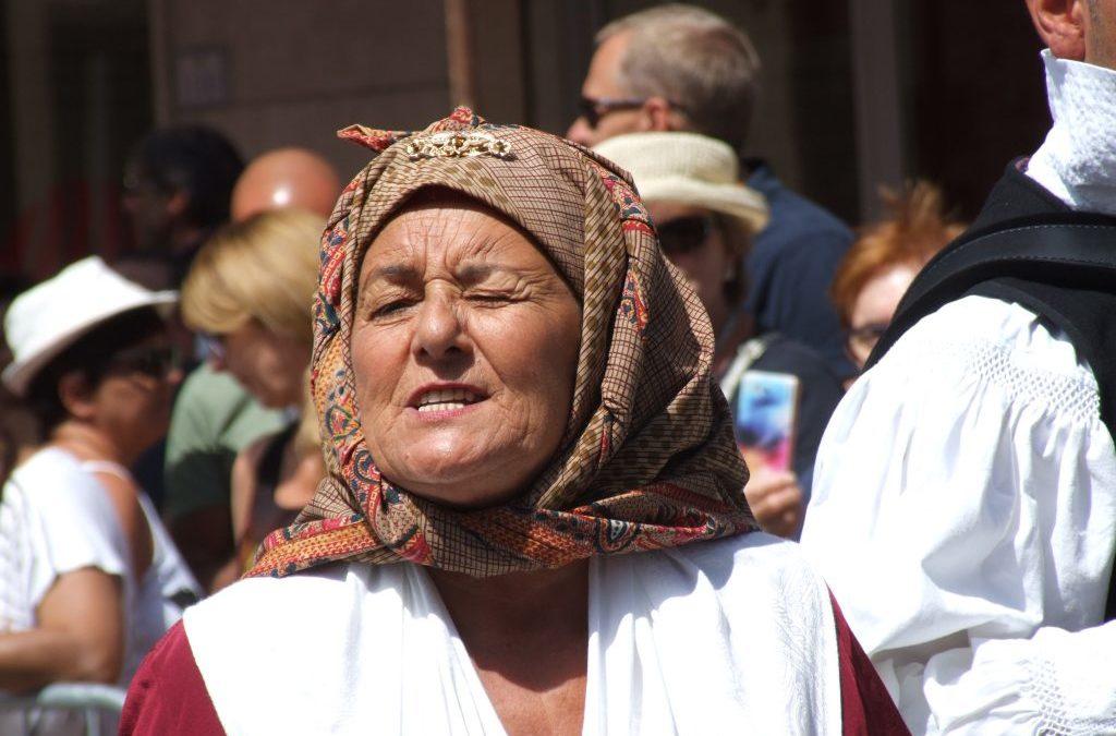 Carnevale in Sardegna. Le Danze