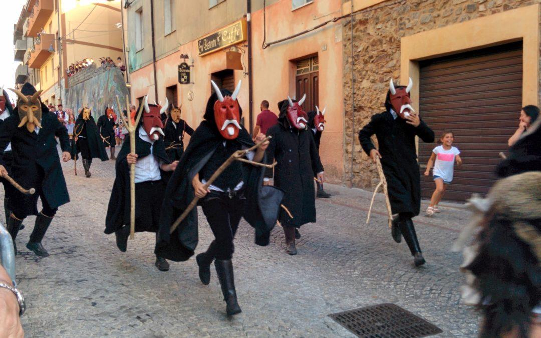 Il Carnevale in Sardegna: i Diavoli